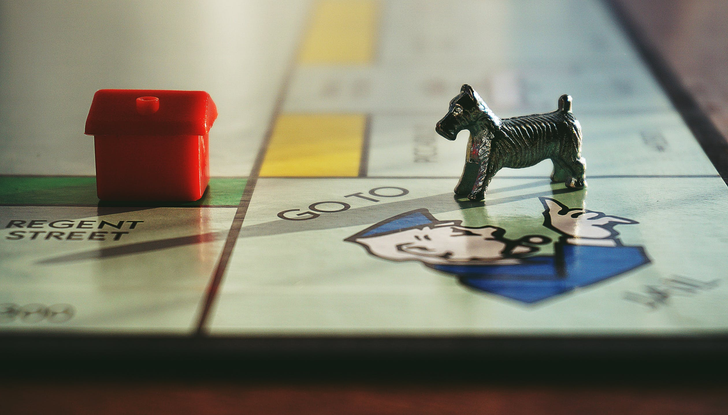 Monopoly er en klassiker